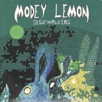 "Modey Lemon~Sleepwalkers [7"" Vinyl Single, 2005] [ltd. Edition Blue Vinyl] New"
